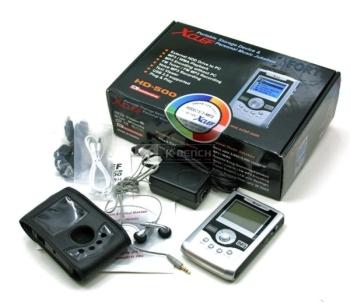 XCLEF HD-500 제품구성