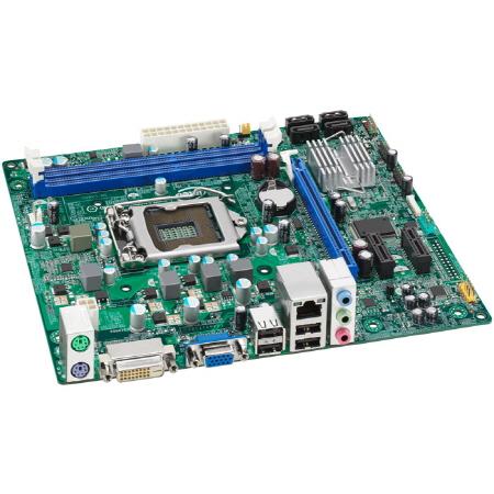 디지털헨지, PCI-E 3.0 지원, 인텔 H61 칩셋 레퍼런스 메인보드 DH61BF ...