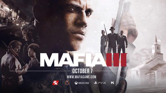 Mafia 3 [Steam Аккаунт]