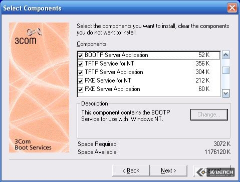 3com boot services