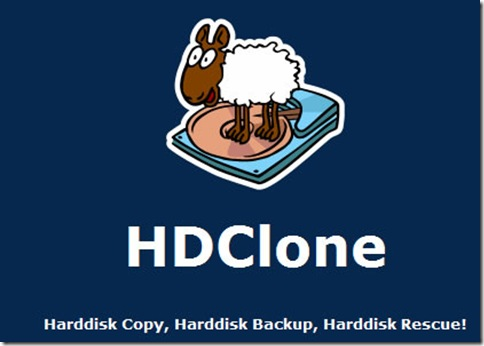 HDClone Free Edition v7.0.1 (하드디스크 복제)