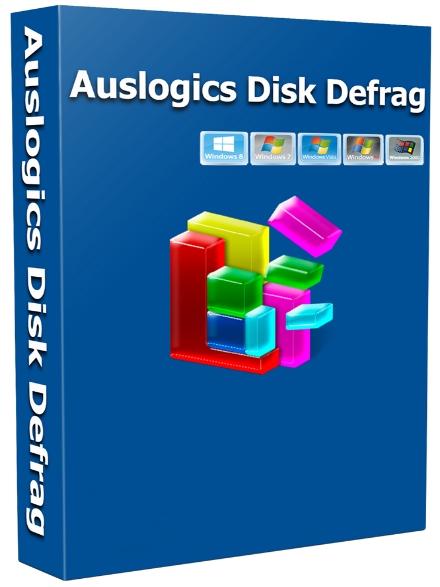 Auslogics Disk Defrag v8.0.10.0 Portable (디스크 조각모음)