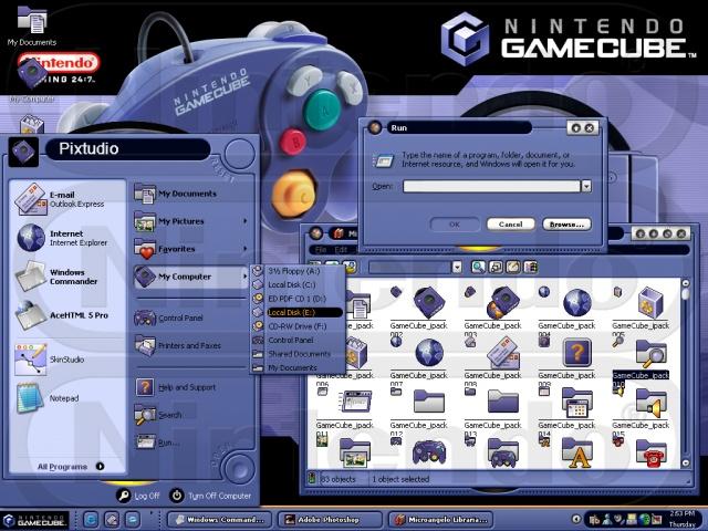 WindowBlinds v10.80 (윈도우 테마 변경)