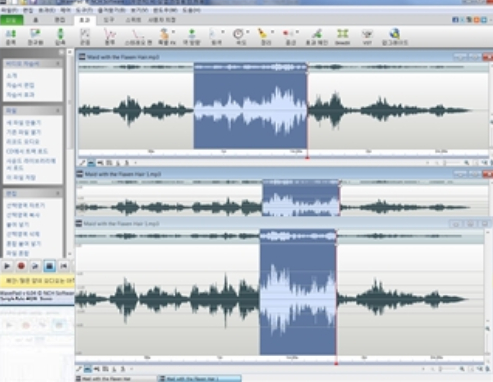 WavePad v9.31 (무료 오디오 편집 소프트웨어)