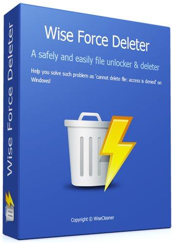 Wise Force Deleter v1.5.3.54 (삭제 안되는 파일 강제 삭제)