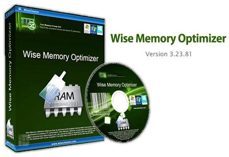 Wise Memory Optimizer v4.1.1.113 Portable (메모리 최적화로 시스템 속도 향상)