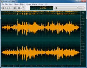 오센오디오(Ocenaudio) v3.10.6 32비트 (무료 오디오 편집툴)